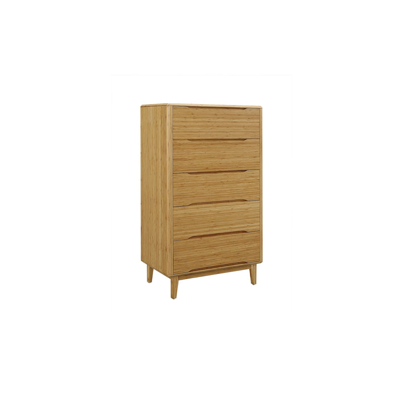 Greenington Currant 5-Drawer Chest, Caramelized