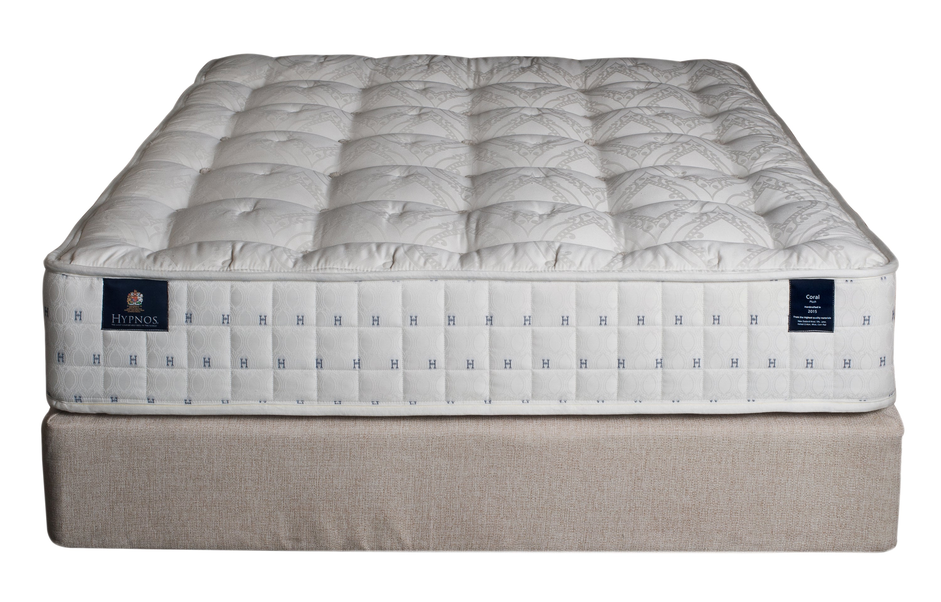 Hypnos Coral Plush Mattress - CLOSEOUT SALE!!!