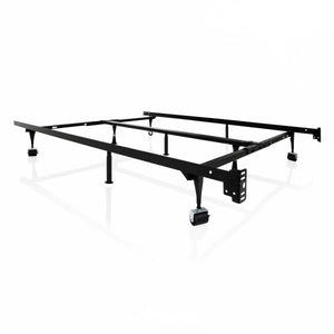 Malouf Adjustable Metal Bed Frame - Universal