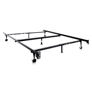 Malouf Adjustable Metal Bed Frame - Twin/Full/Queen
