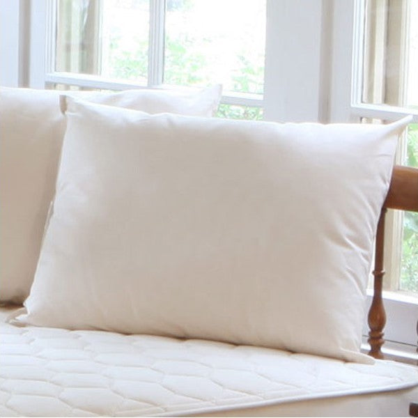 Naturepedic Organic Kapok/Organic Cotton Pillow