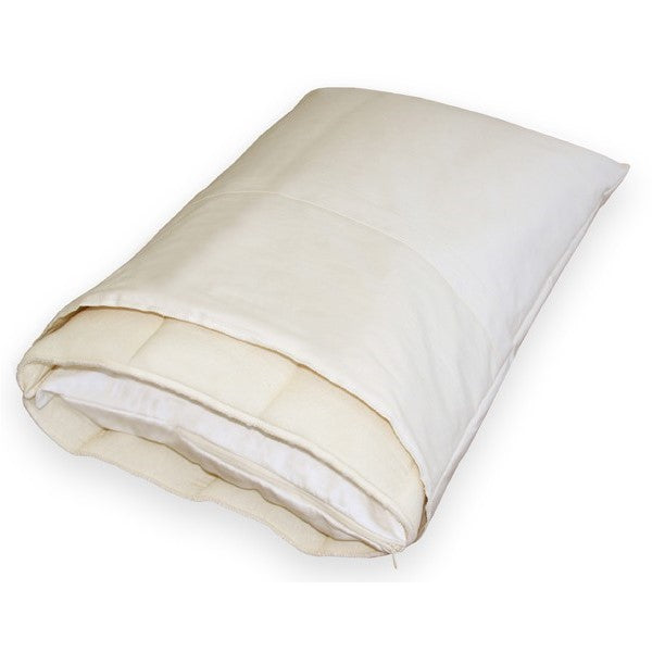 Naturepedic Trio Organic Pillow (Shredded Latex)