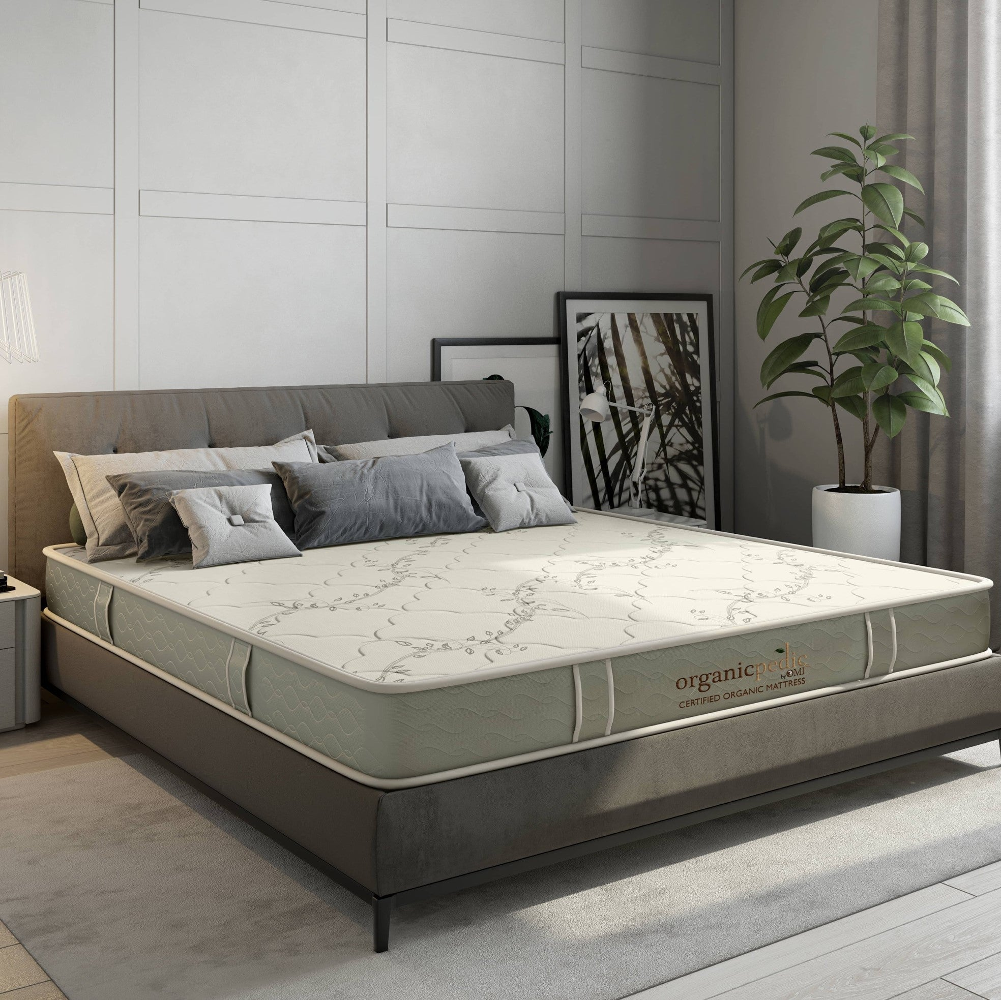 OMI CASCADE - Certified Organic Mattress