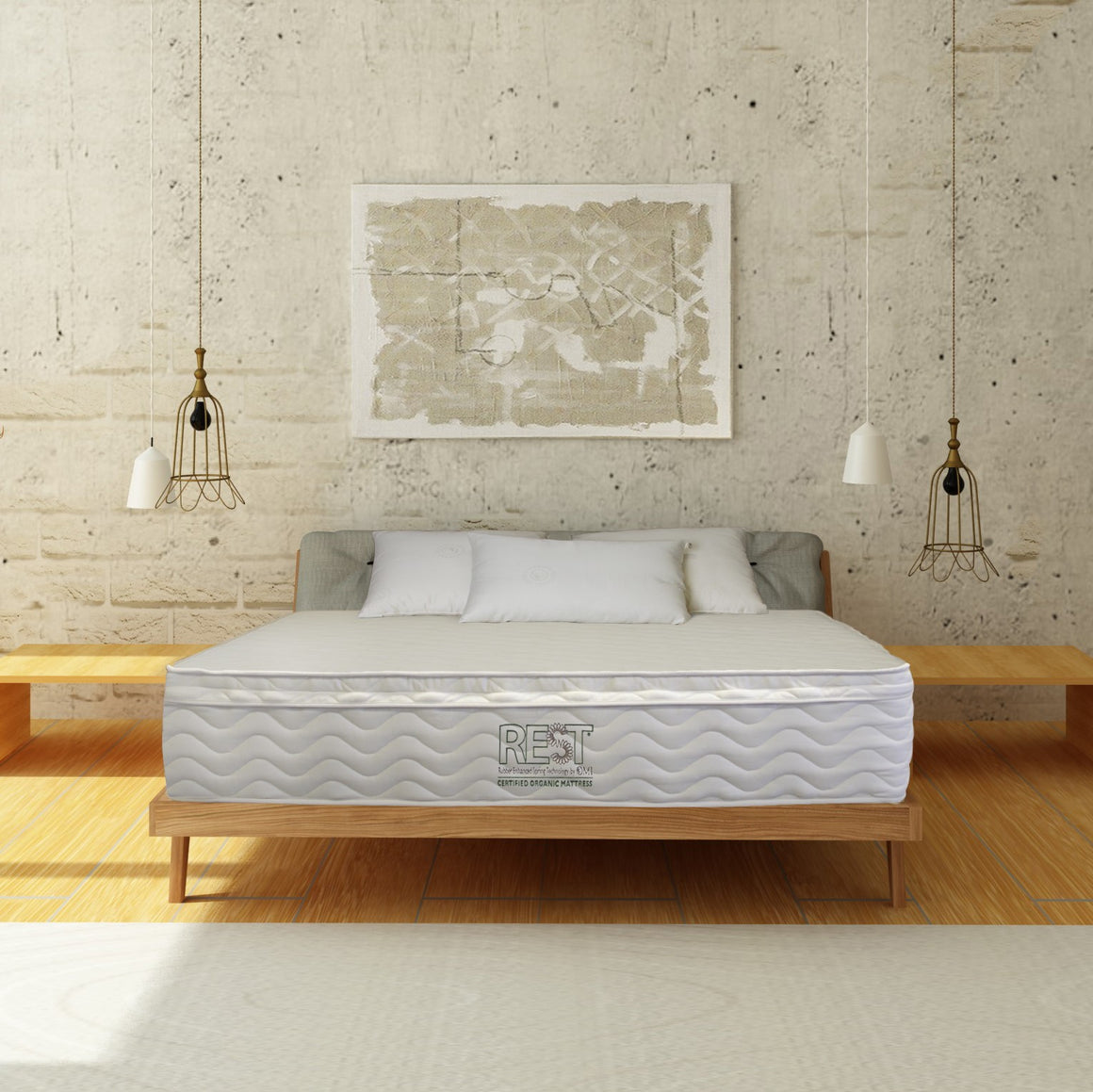 OMI REST ROSSA Mattress
