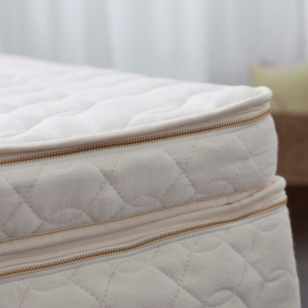 "Savvy Rest Harmony 4"" Topper - Talalay"