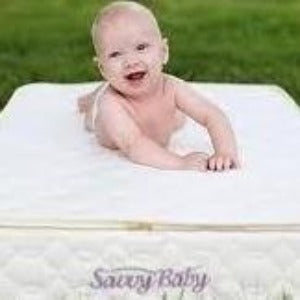 Savvy Rest Baby Crib Mattress