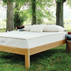 "Savvy Rest Serenity 10"" Natural Talalay Mattress"