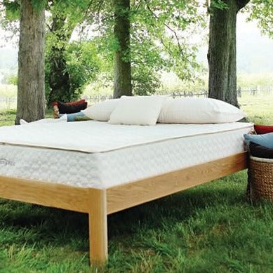 Savvy Rest Natural Serenity Mixed Dunlop & Talalay Mattress