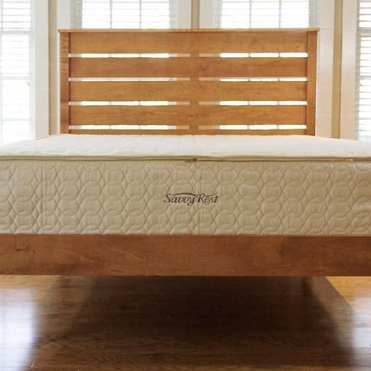 Savvy Rest SerenitySpring Mattress with Talalay