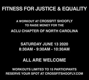 Fitness for Justice and Equality