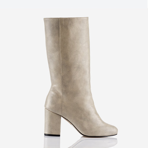 Letty mid cuff boots *sample sale*