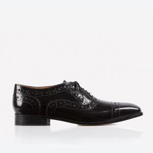Preston men's oxford shoes *sample sale*