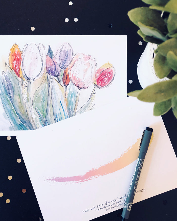 Inspo Prints/Postcards/Greeting Cards
