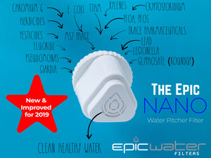 Epic Nano Pitcher Replacement Filter
