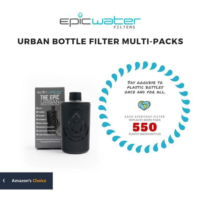 Everyday Bottle Filter | Multi-packs