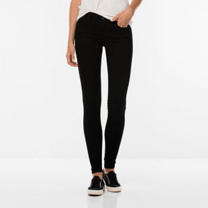 Levi's 710 Mid Rise Super Skinny - Secluded Echo