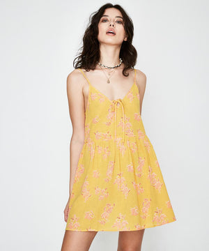 Insight Mellow Dress - Marigold