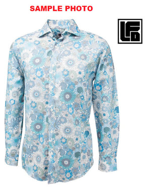 LFD Vintage Long Sleeve Shirt - Floral