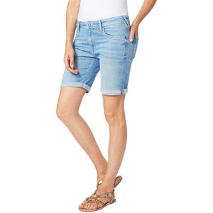 Pepe Jeans Poppy Boyfriend Short - Light Vintage