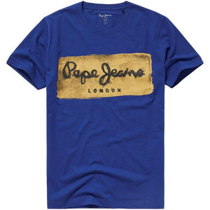 Pepe Jeans Charing Tee - Blue