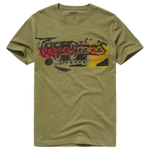 Pepe Amersham Tee - Safari