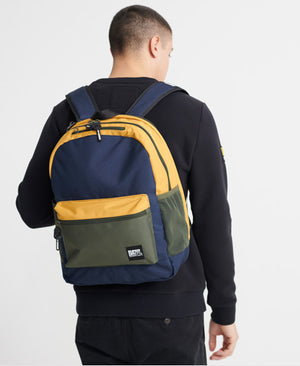 Superdry City Backpack - Lauren Navy