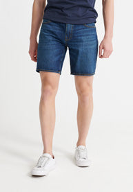 Superdry Conor Tapered Short - Abernathy Dark Blue