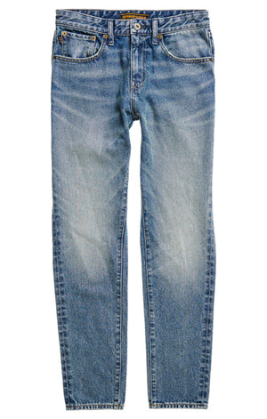 Superdry Tapered Jean - Angus Vintage Blue