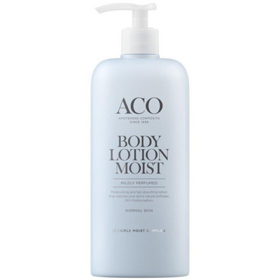 ACO Body Lotion Moist -vartalovoide