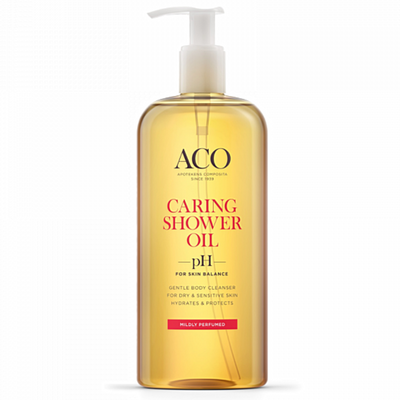 ACO Body Caring Shower oil -suihkuöljy