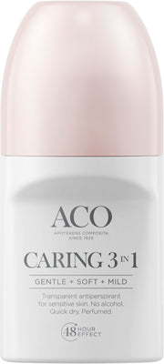 ACO BODY DEO CARING 3 IN 1