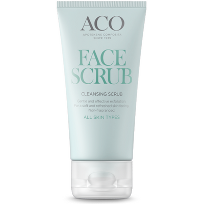 ACO Face Cleansing Scrub - kuorintavoide