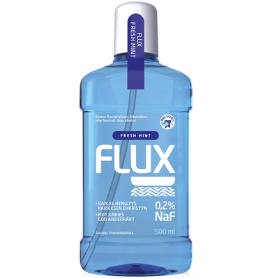 Flux Fresh Mint suuvesi