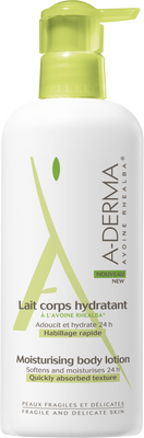 A-DERMA Essentials Body Lotion vartalovoide