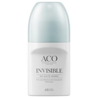 ACO Body Deo Invisible hajustettu, tahraamaton