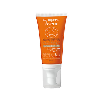 Avene Very High Anti-aging SPF 50+ -aurinkovoide-emulsio