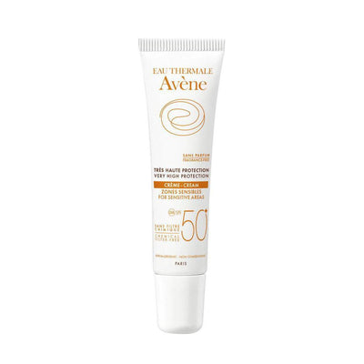 Avene Very High Protection Mineral Cream SPF 50+ -mineraaliaurinkovoide