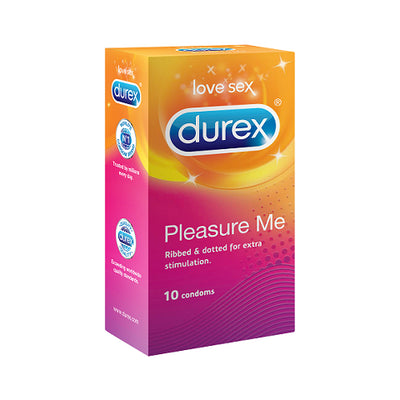 Durex Pleasure Me kondomi