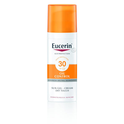 Eucerin Oil Control Sun Gel-Cream Dry Touch SPF30+