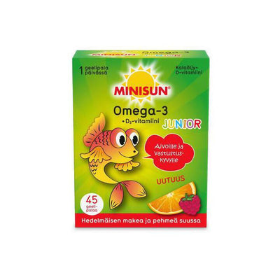 MINISUN OMEGA JUNIOR 45 kpl