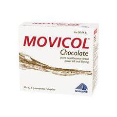 MOVICOL CHOCOLATE 30 pss
