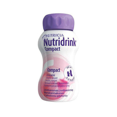 NUTRIDRINK COMPACT MANSIKKA 4 x 125 ml