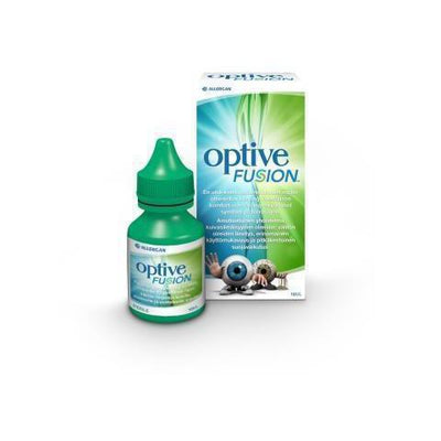 OPTIVE FUSION SILMÄTIPAT -pullo 10 ml