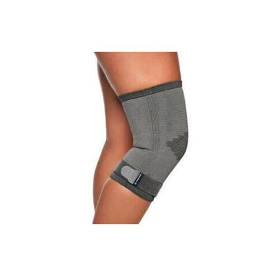 Rehband Active Knee Support Grey -polvituki eri kokoja