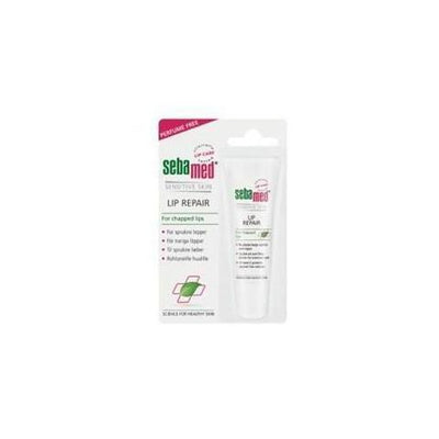 SEBAMED LIP REPAIR korjaava huulivoide 10 ml