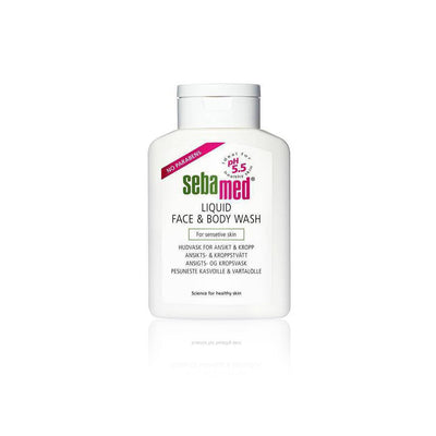 SEBAMED LIQUID FACE & BODY WASH 200 ml