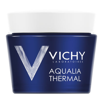Vichy Aqualia Thermal Night Spa -geelivoide