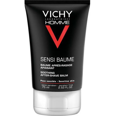 Vichy Homme Sensi-Baume Mineral Ca After-shave balm -balsami
