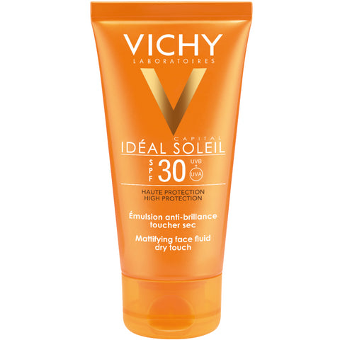 Vichy Ideal Soleil Dry touch kasvot SPF30