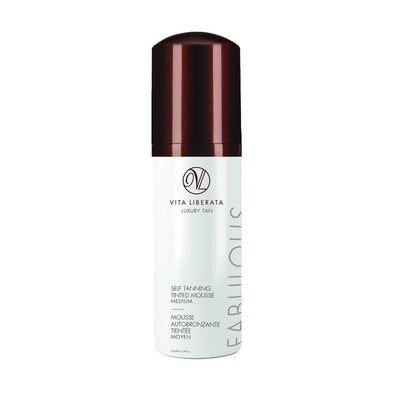 Vita Liberata Fabulous Tinted Mousse rusketusvaahto - Medium